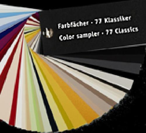 kt Nuancier Classic 77 couleurs