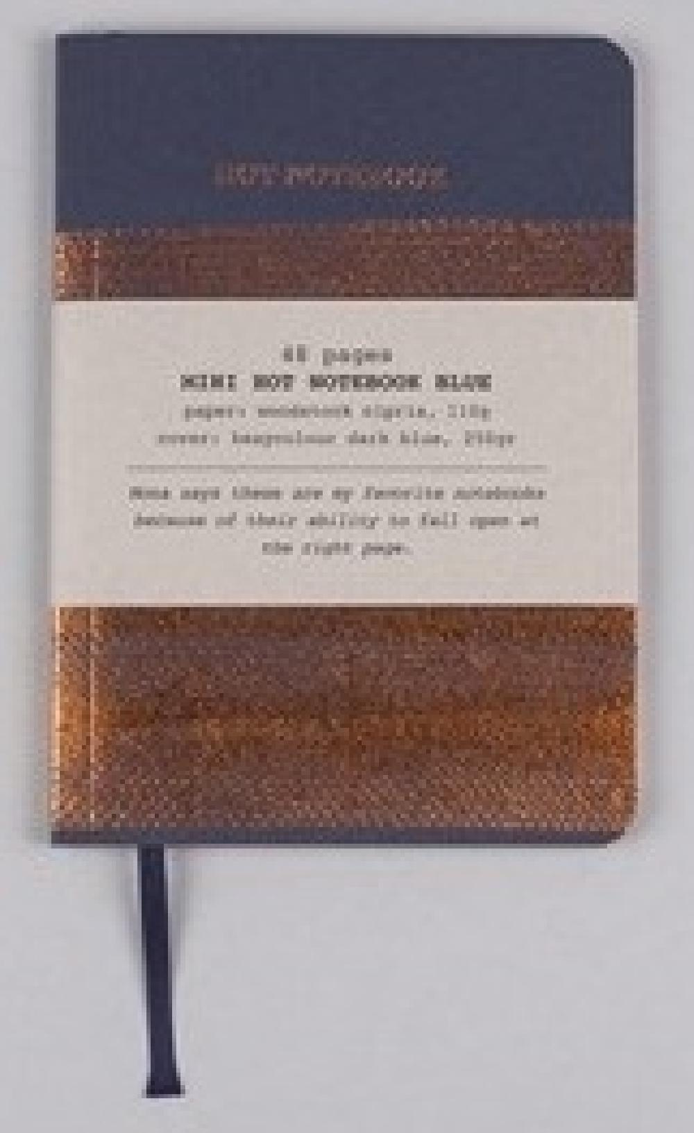 Mini Carnet Hot Notebook