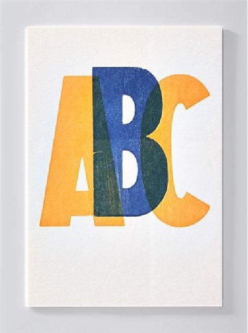 Cartes ABC