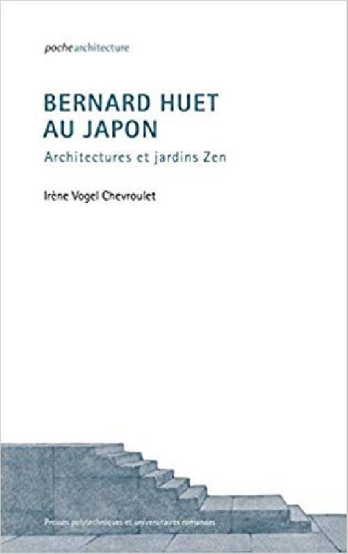 Bernard Huet au Japon