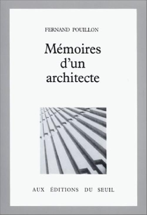 Mémoires d'un architecte