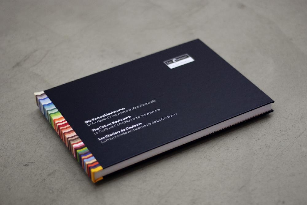 Claviers de couleurs   Le Corbusier
