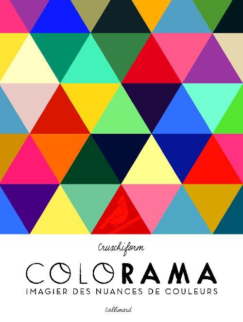 Colorama - Imagier des nuances de couleurs