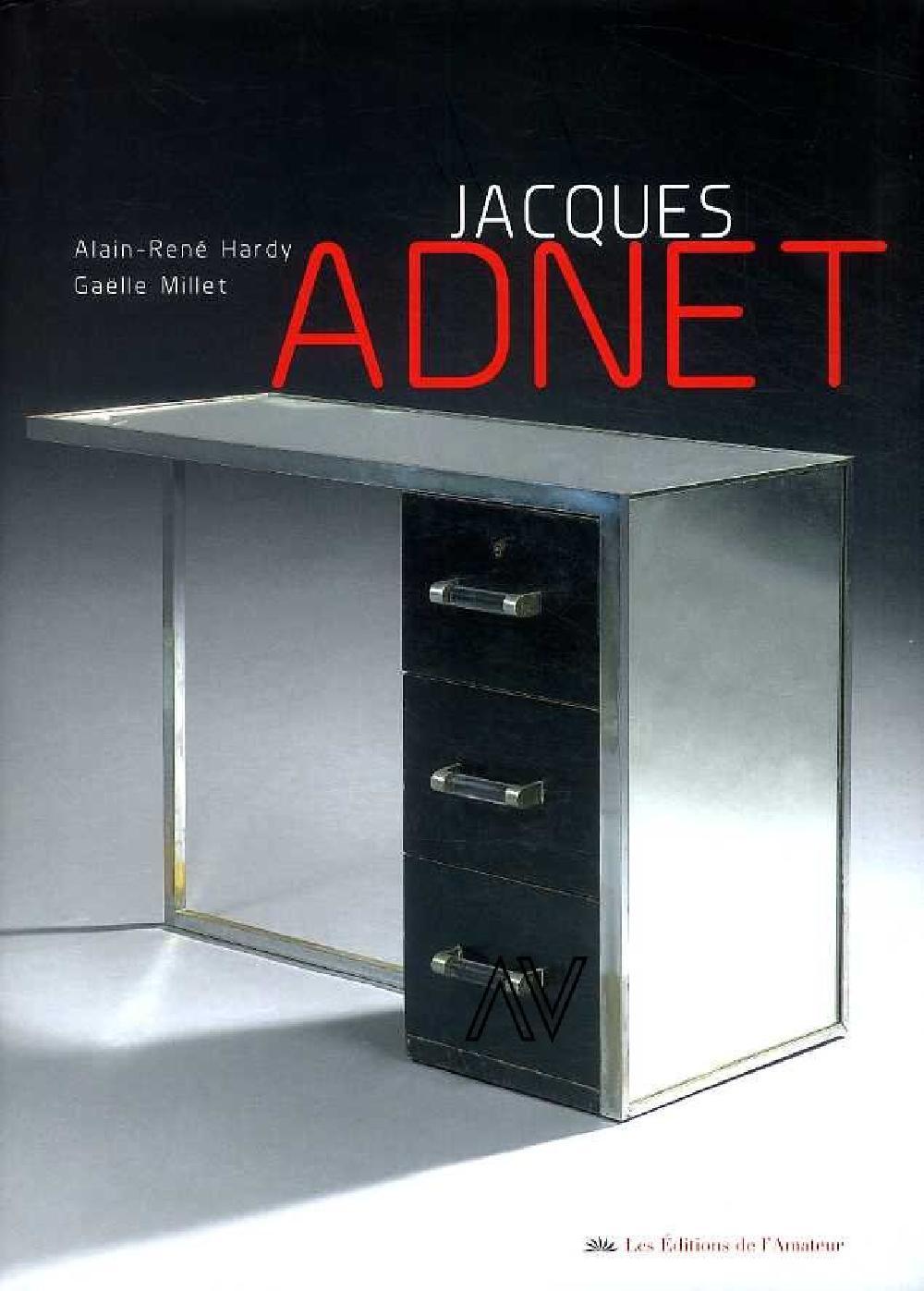 Jacques Adnet (Relié)