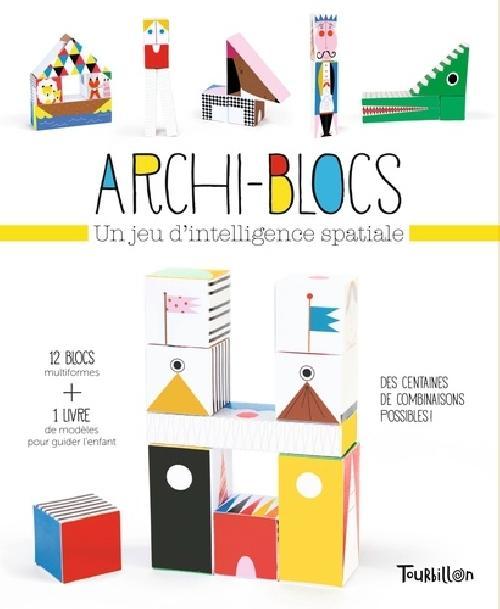 Archi-Blocs - Un jeu d'intelligence spatiale