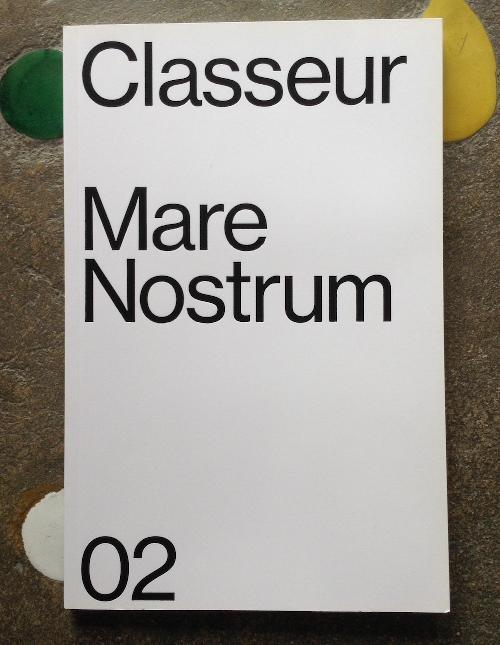 Classeur 02 - Mare Nostrum