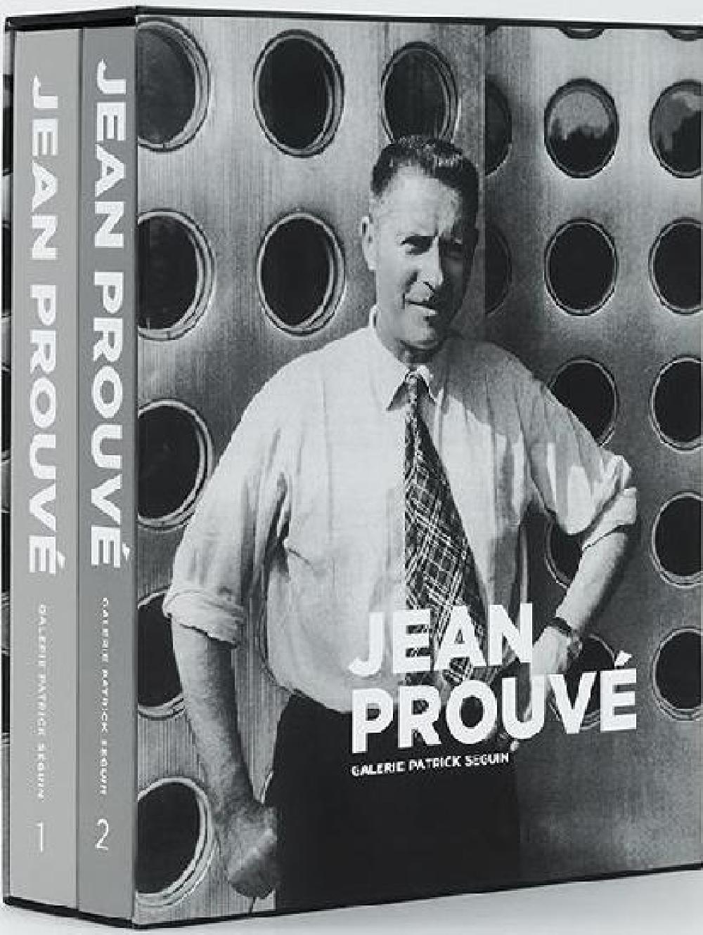 Jean Prouvé - Coffret 2 volumes