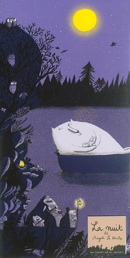 La nuit de Magali Le Huche