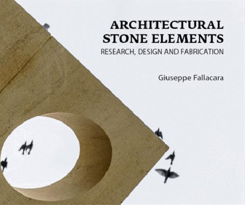 Architectural Stone elements. Research, design and fabrication