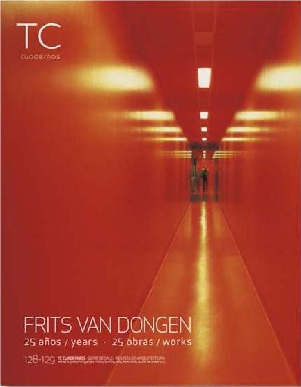 TC cuadernos 128/129 FRITS VAN DONGEN 25 years/anos 25 works/obras