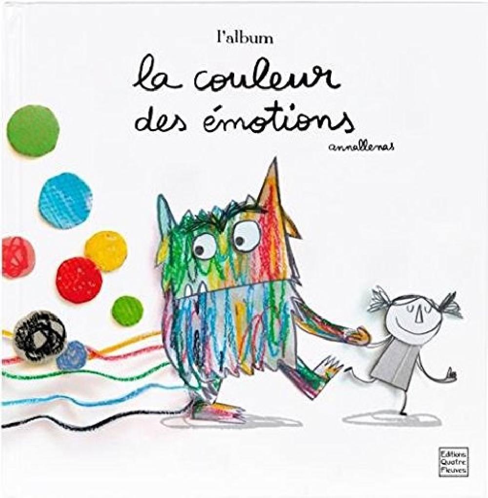 Album La couleur des émotions