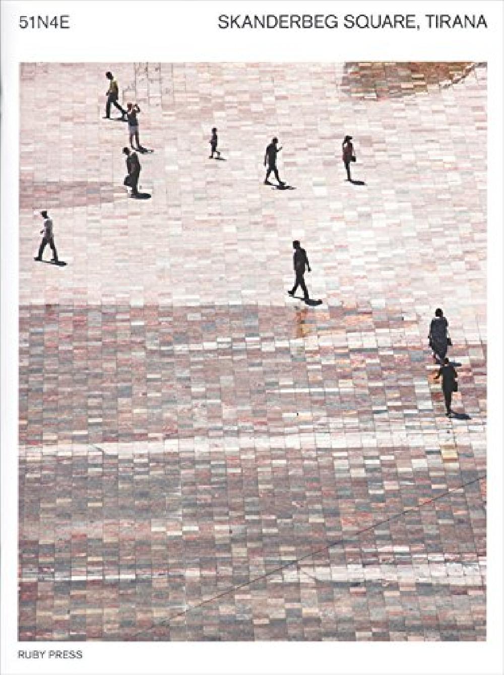 51n4e - Skanderberg Square, Tirana